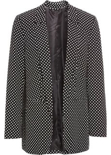 Пиджак (черный в горошек) Bonprix
