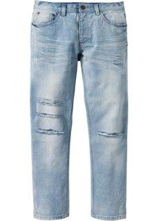 Джинсы Regular Fit Straight, длина (в дюймах) 32 (нежно-голубой) Bonprix