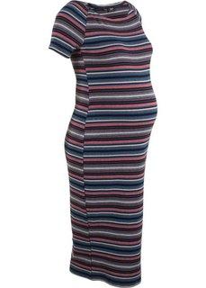 Платье для будущих мам (различные расцветки в полоску) Bonprix