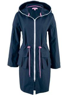 Куртка-парка дизайна Maite Kelly без подкладки (темно-синий) Bonprix