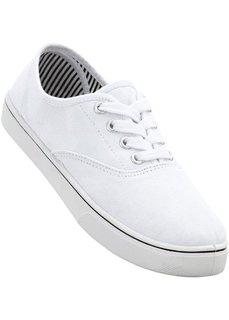 Кеды (белый) Bonprix