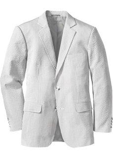 Пиджак Regular Fit (оливковый/белый в полоску) Bonprix