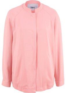 Куртка-блузон (розовый леденец) Bonprix