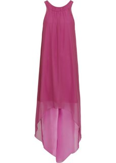 Платье из шифона (ярко-розовый) Bonprix