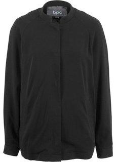 Куртка-блузон (черный) Bonprix