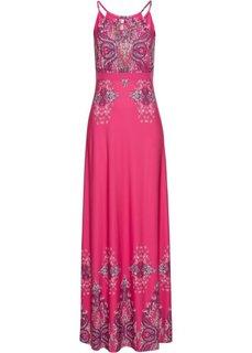 Летнее платье (розовый с узором) Bonprix