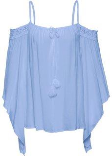 Блузка (синий жемчуг) Bonprix