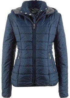Куртка 2 в 1, стеганый дизайн (темно-синий) Bonprix