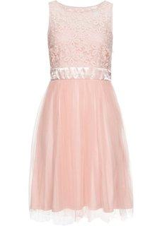 Вечернее платье (персиковый) Bonprix