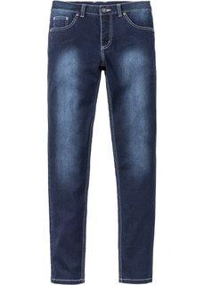 Джинсы мегастретч Skinny Fit Straight, длина (в дюймах) 32 (темно-синий) Bonprix