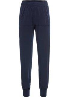 Трикотажные брюки (ночная синь) Bonprix