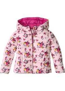 Куртка на ватной подкладке (нежно-розовый с рисунком) Bonprix