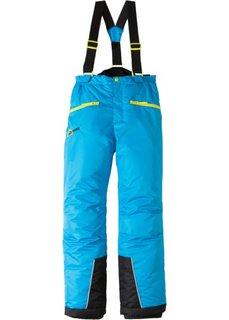 Лыжные брюки (капри-синий) Bonprix