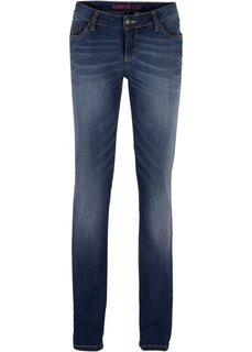 джинсы, низкий рост (K) (темный деним) Bonprix