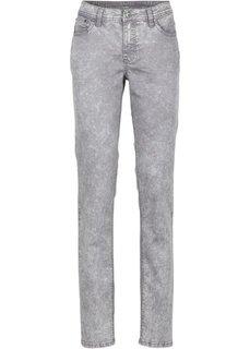 Твиловые брюки (серый) Bonprix