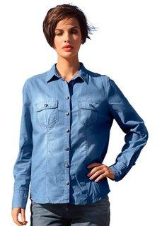 Блуза (нежно-голубой) Bonprix