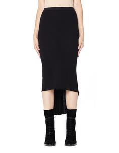 Шерстяная юбка Rick Owens Lilies