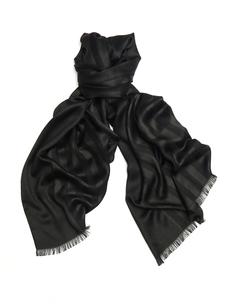 Шелковый шарф в полоску Haider Ackermann