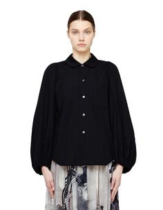 Блузка с объемными рукавами Comme DES GarÇons
