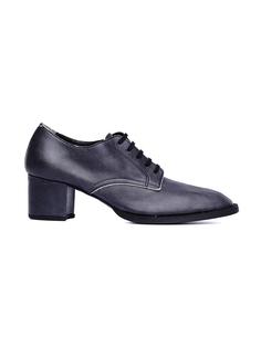 Черные туфли на шнуровке Comme DES GarÇons