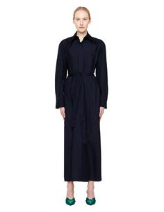 Шелковое платье в пол The Row
