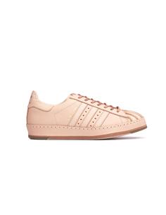 Бежевые кожаные кроссовки Adidas Superstar Hender Scheme