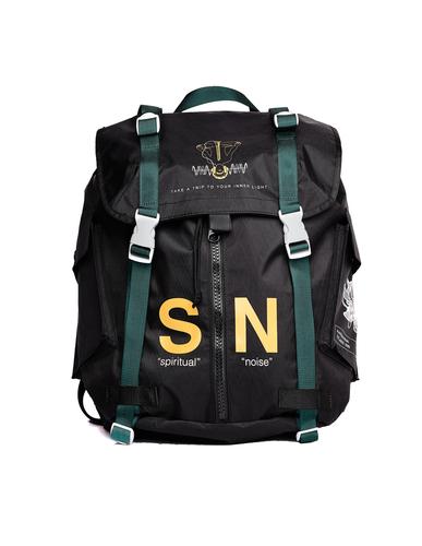 Рюкзак с принтом SN
