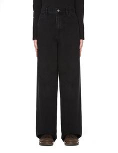 Широкие джинсы RAF Simons