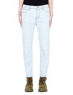 Голубые джинсы с вышивкой Enfants Riches Deprimes