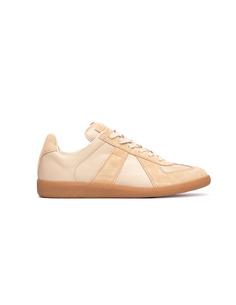 Бежевые кроссовки Replica Maison Margiela