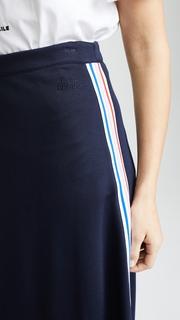 Etre Cecile Rib A Line Midi Skirt