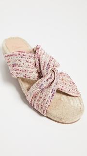 Castaner Patitia Knot Slide Sandals