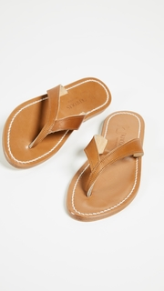 K. Jacques Popee Thong Sandals