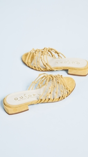 Ouigal Kylie Strappy Slides