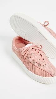 Tretorn Nylite Bold III Perforated Platform Sneakers