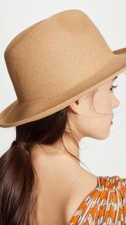 Hat Attack Fine Braid Fedora