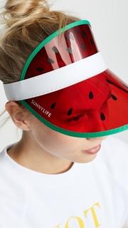 SunnyLife Retro Watermelon Sun Visor