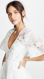 Talulah Virtous Lace Mini Dress