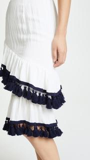 Suboo Playa Frill Skirt