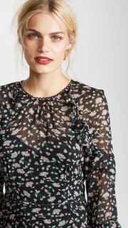 Talulah Unwavering Glamour Long Sleeve Mini Dress