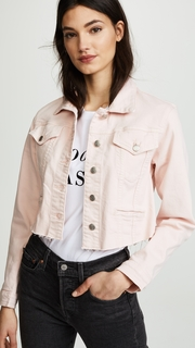 Joes Jeans Cropped Denim Jacket