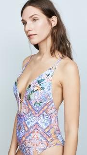 Nanette Lepore Festival a Cannes Goddess Swimsuit