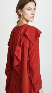 A.W.A.K.E. Inside Out Trench Coat Dress Awake