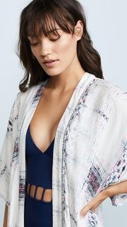 Soleil Karolina Long Kimono