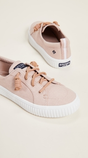 Sperry Crest Vibe Creeper Canvas Sneakers