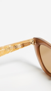 Lucy Folk Slice of Heaven Sunglasses