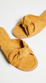 Madewell Jaclyn Half Bow Sandals