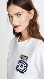 Michaela Buerger Perfume Bottle Sweatshirt
