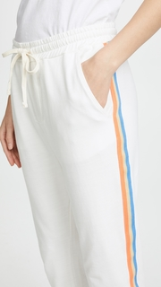 SUNDRY Sweatpants with Stripes