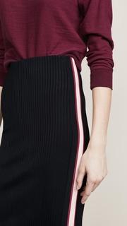 Scotch & Soda/Maison Scotch Sporty Knit Skirt